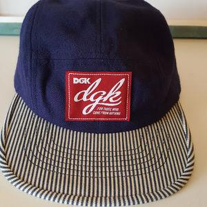 DGK Cotton SnapBack cap